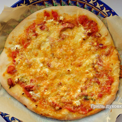 Пицца и паста вкусные и простые рецепты