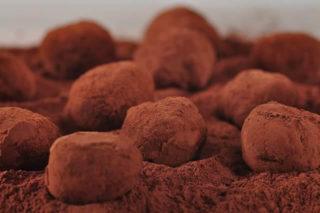 шоколадные трюфели рецепт (видео)