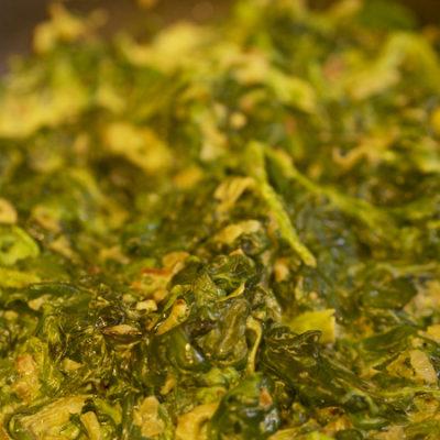 как приготовить шпинат вкусно