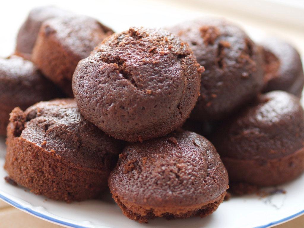 Шоколадные капкейки рецепт.