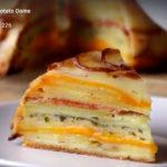 Картофельный пирог. Видео рецепт.