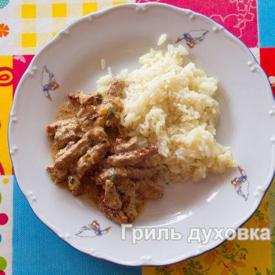 бефстроганов из говядины рецепт