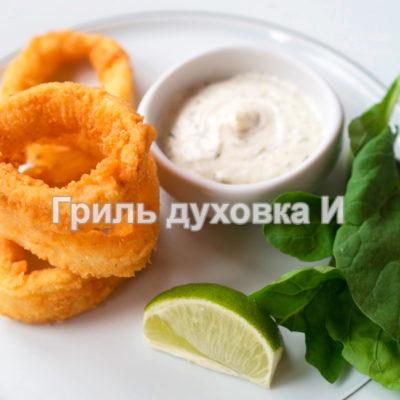 кольца кальмара в кляре рецепт