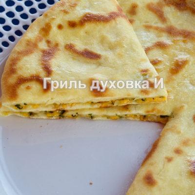 хычины с сыром рецепт