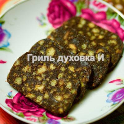 колбаска из печенья рецепт
