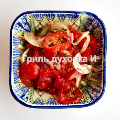 закуска из помидор