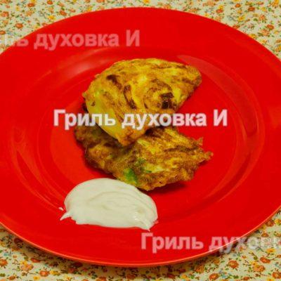 капуста жареная с яйцом