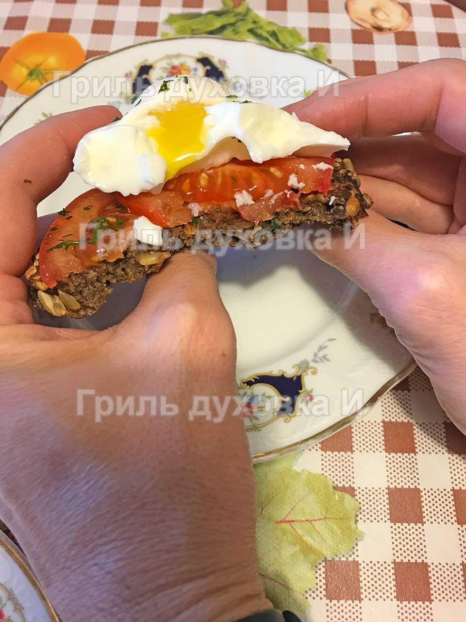 Как приготовить яйцо пашот.
