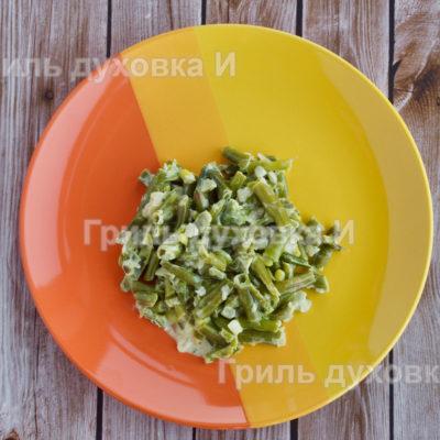 Рецепт зеленой стручковой фасоли