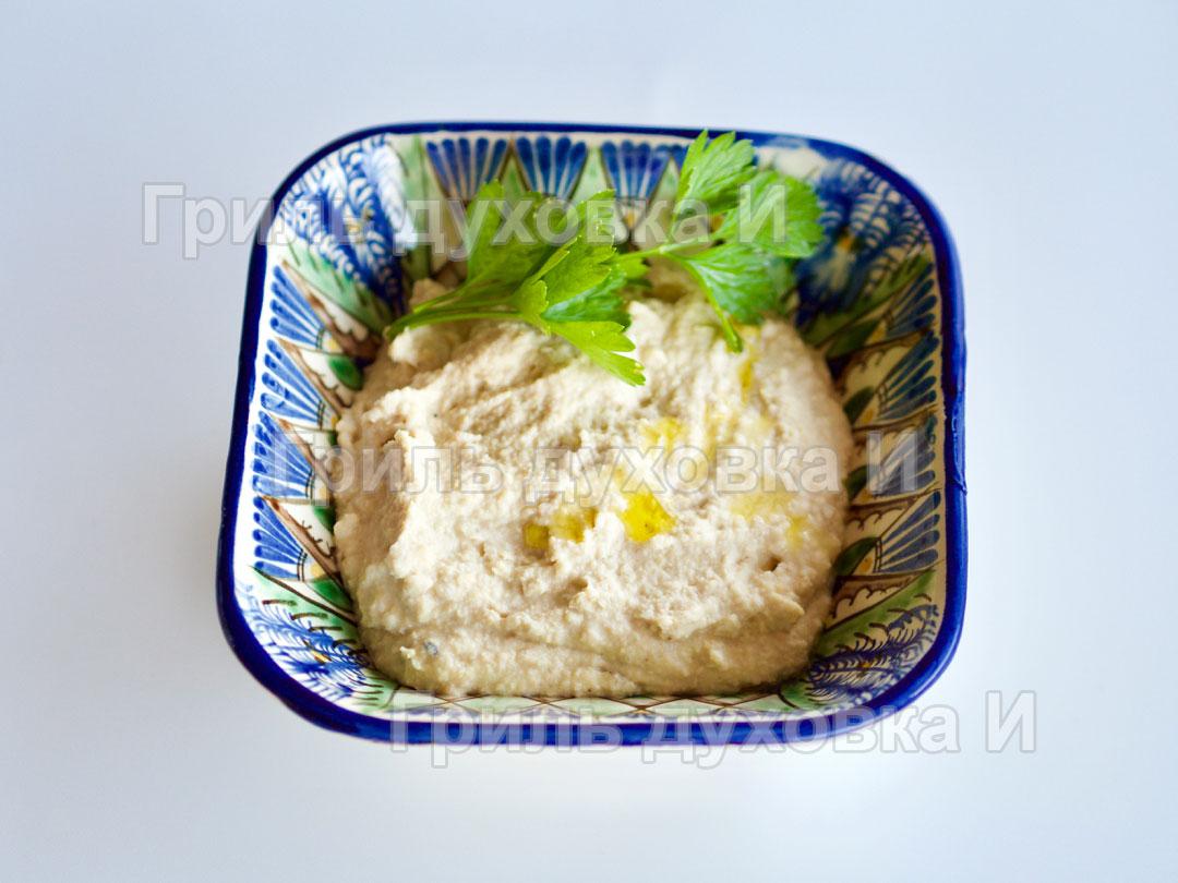 Хумус рецепт. Как приготовить дома.