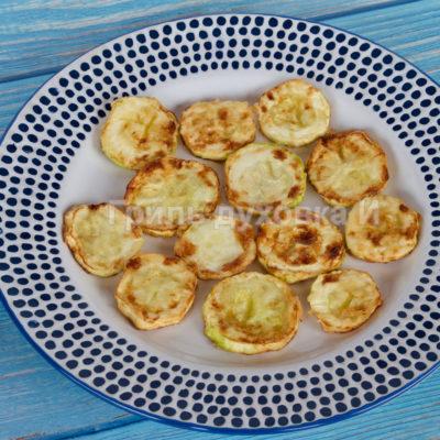 кабачки жареные на сковороде