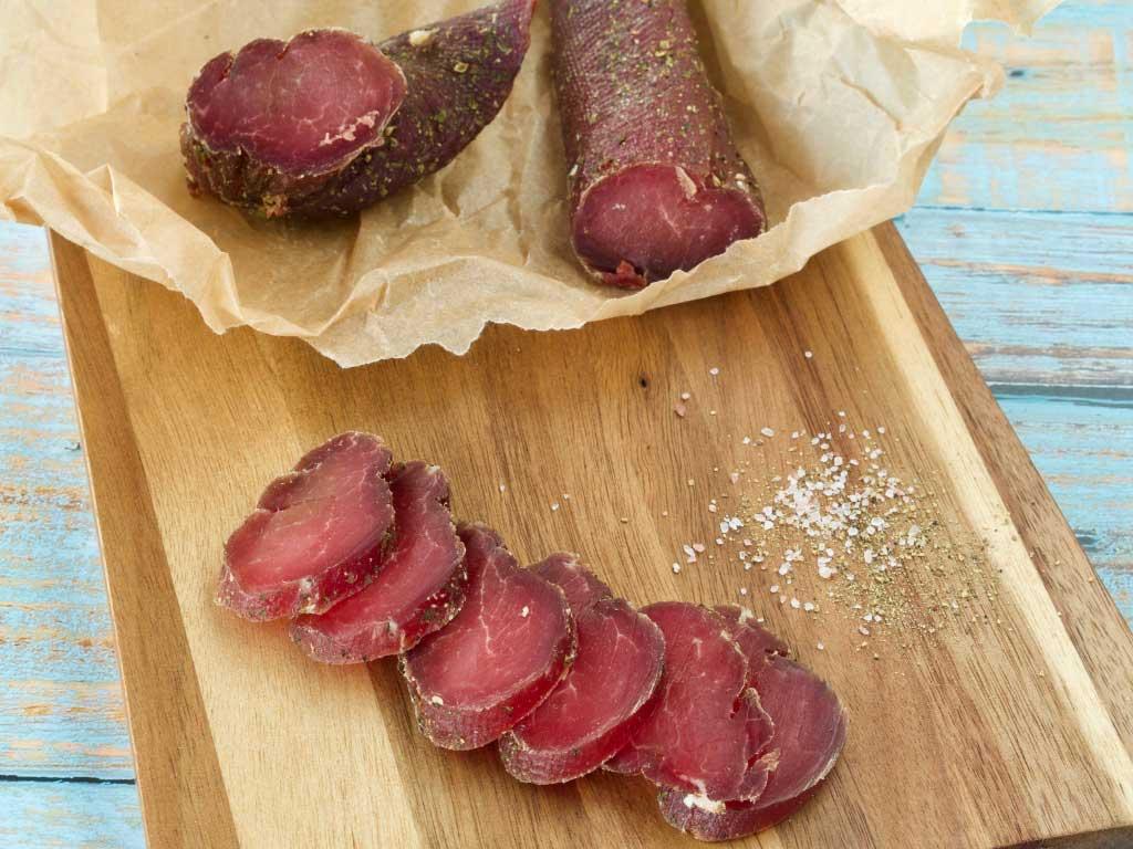 Сыровяленое мясо в домашних условиях.